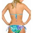Bermuda бикини топ купальника пропускающего загар Kiniki